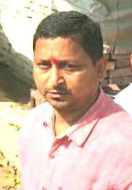 भाजपा के आईटी सेल का महानगर संयोजक चिंतामणि पाण्डेय