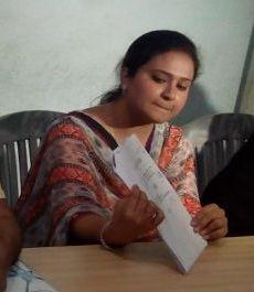 डॉ कफील अहमद खान की पत्नी डॉ शाबिस्ता खान