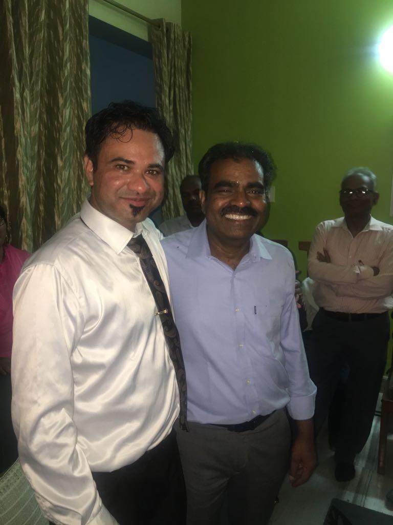 dr satish kumar & dr kafeel