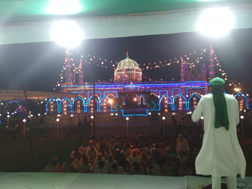 dargah mubarak khan shahid