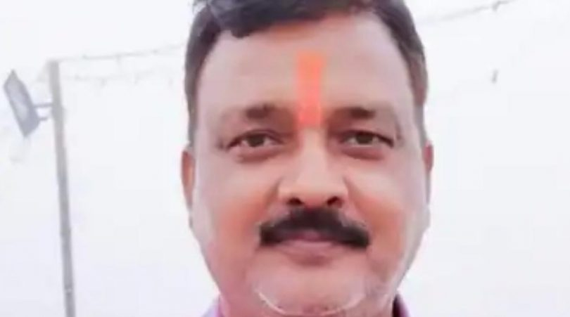 भाजपा नेता बृजेश सिंह (फाइल फोटो )